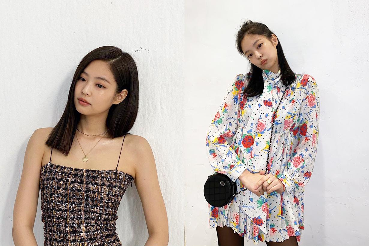 BLACKPINK Jennie Lisa Jisoo Rose Marie Claire Magazine Cover Editorial Shoot K pop korean idols celebrities singers girl bands