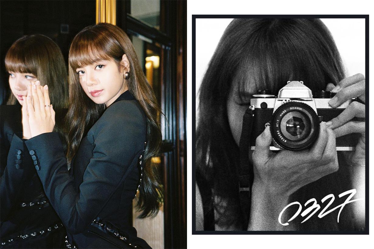 BLACKPINK Lisa Jennie Jisoo Rose 《0327》Photo album photographer YG entertainment k pop korean idols celebrities singers girl bands