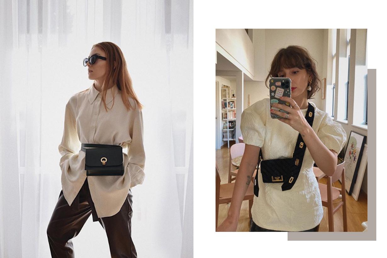 Boyish Style Belt Bags