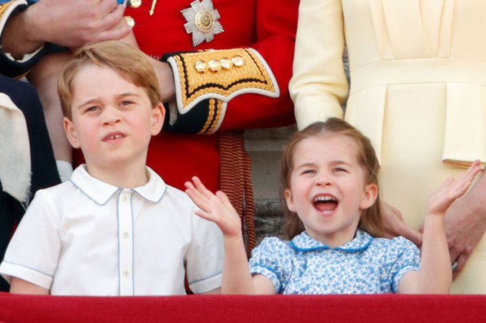 可愛又暖心!查理斯王子染疫後,喬治王子與弟妹拍片為醫護打氣