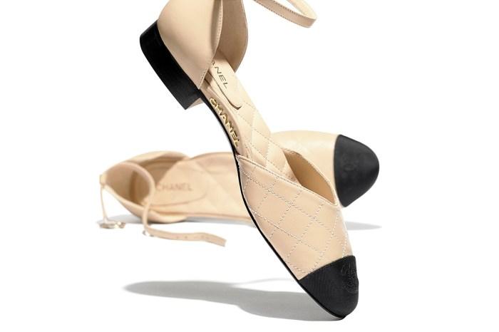 Chanel 經典雙色鞋變身 Mary Janes,依然優雅得令每個女生也心動!