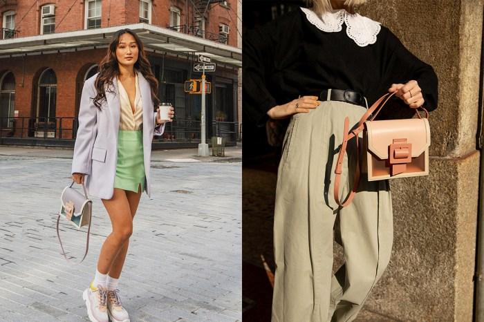 今個春季,歐美時尚達人都在揹 Charles & Keith 的爆紅款手袋!
