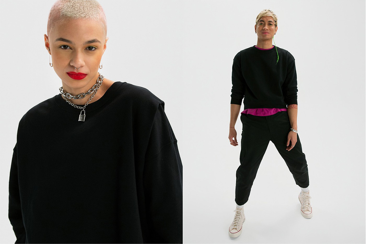 CONVERSE TO LAUNCH ITS FIRST GENDERLESS APPAREL COLLECTION DUBBED,