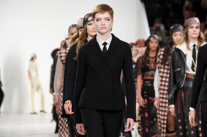 #PFW:根據這個標準,Dior 成為巴黎時裝周的第一名!
