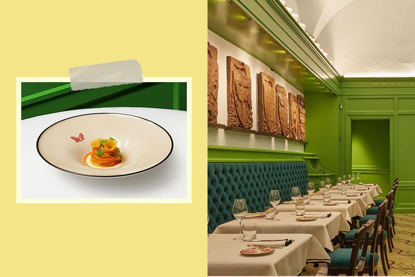 Gucci Osteria chef Massimo Bottura