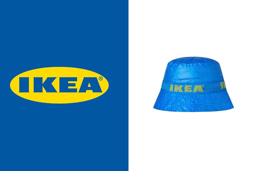 ikea knorva bucket hat official online release