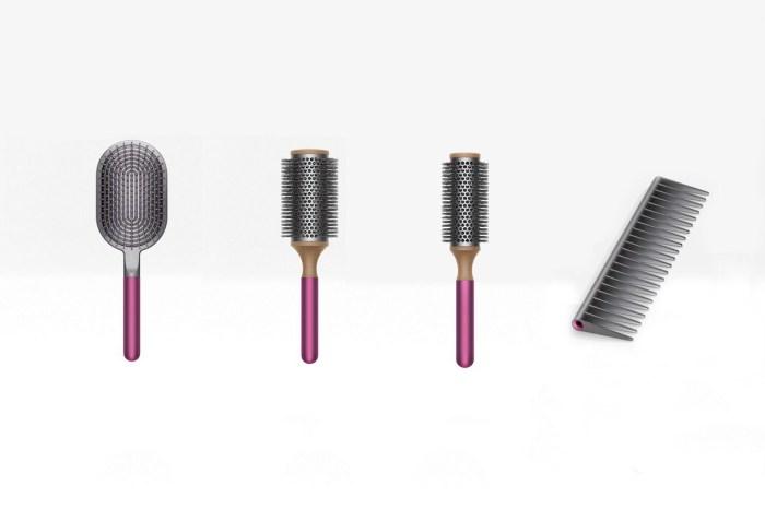 Dyson 即將上架新款髮梳!總共 4 款功用各不同,但最適合自己的該怎麼挑?