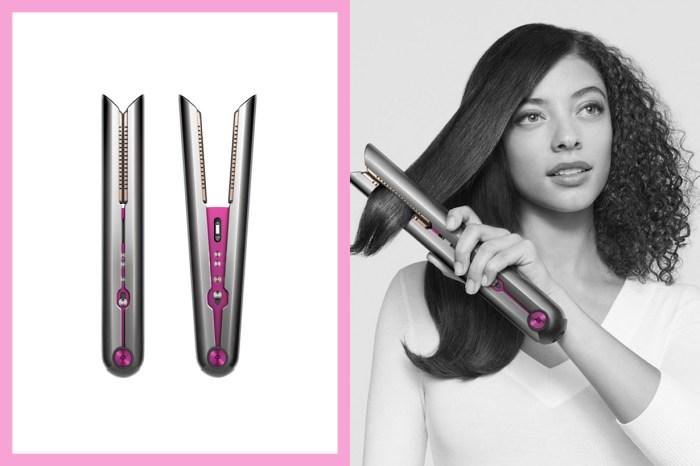Dyson 再出招!推出全新直髮夾  Corrale™ Straightener,毛躁亂髮都能乖乖聽話!