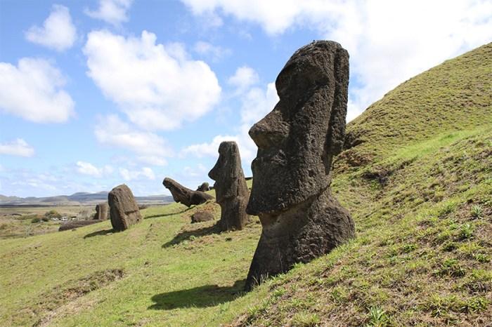 復活節島世界遺產被破壞,造成了「無法估計的重大損失」!
