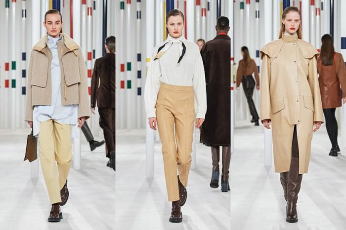 #PFW:在三原色與空白間重新歸零,Hermès 那純粹而典雅的極簡本質!
