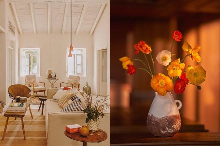 居家佈置也要換季,從 Zara Home 添購一抹溫馨恬靜的暖色調!