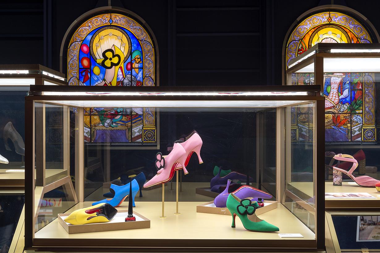 Christian Louboutin L'Exhibition[niste]  Paris Exhibition