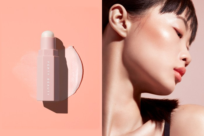 素顏也可以用的小心機!Fenty Beauty 推出全新打亮棒,一支完美適用各種膚色