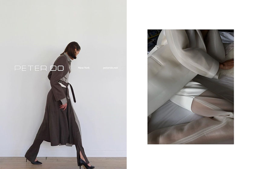 LVMH Prize 2020 Peter Do fashion designer
