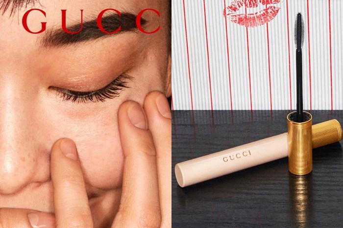 持效 12 小時!Gucci 最新推出睫毛膏可以滿足你不同妝容要求!