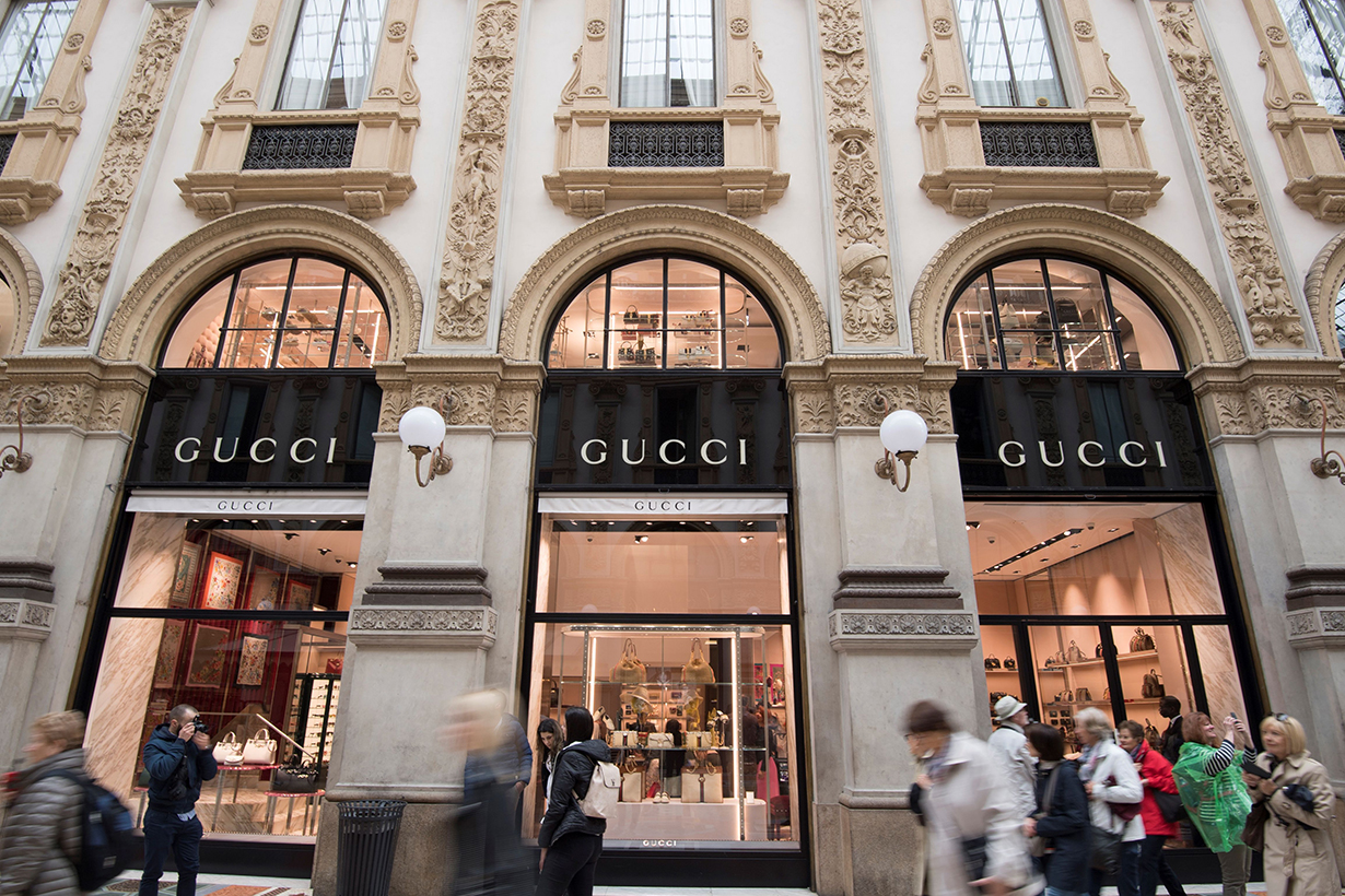 Gucci Closes Italy Production Sites Until March 20