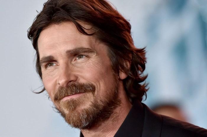 曾經的蝙蝠俠 Christian Bale 竟然要在 Marvel 新電影中飾演反派角色!
