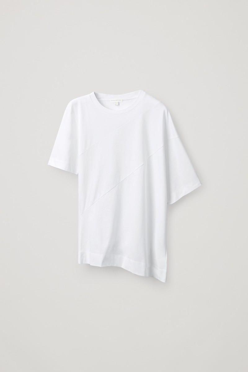COS White Shirt Project 2020