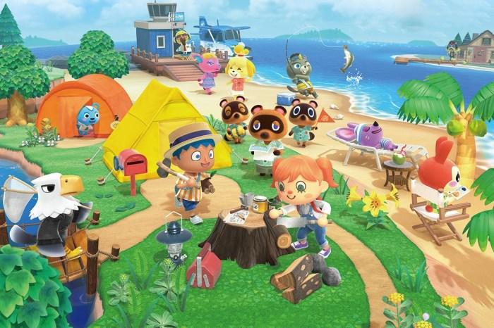 引起網民熱烈討論:Switch 新遊戲 《集合啦!動物森友會》成為最佳居家良伴!