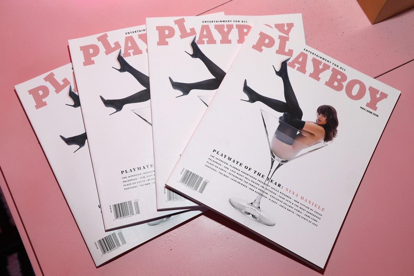 playboy ends print magazine coronavirus