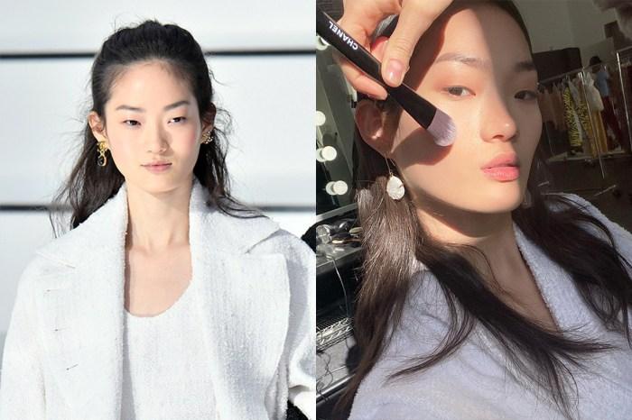 竟跟宋慧喬是好友!這位在 Chanel Show 上挽著 Gigi Hadid 出場的韓國模特兒你要認識!