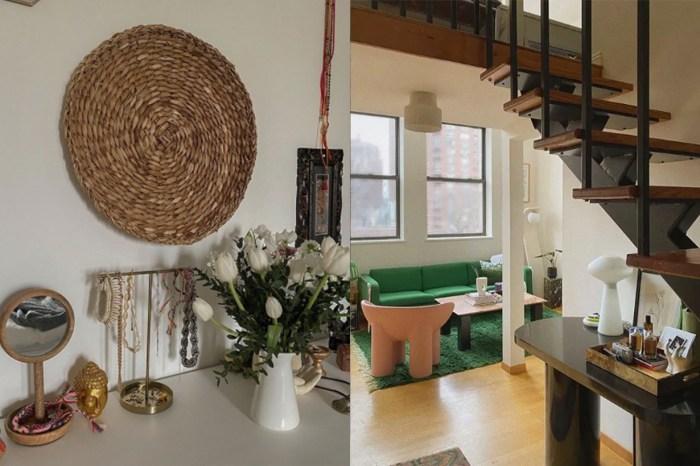 蝸居亦能追求有品味的生活!從時尚潮人學習 4 個提升格調的家居設計