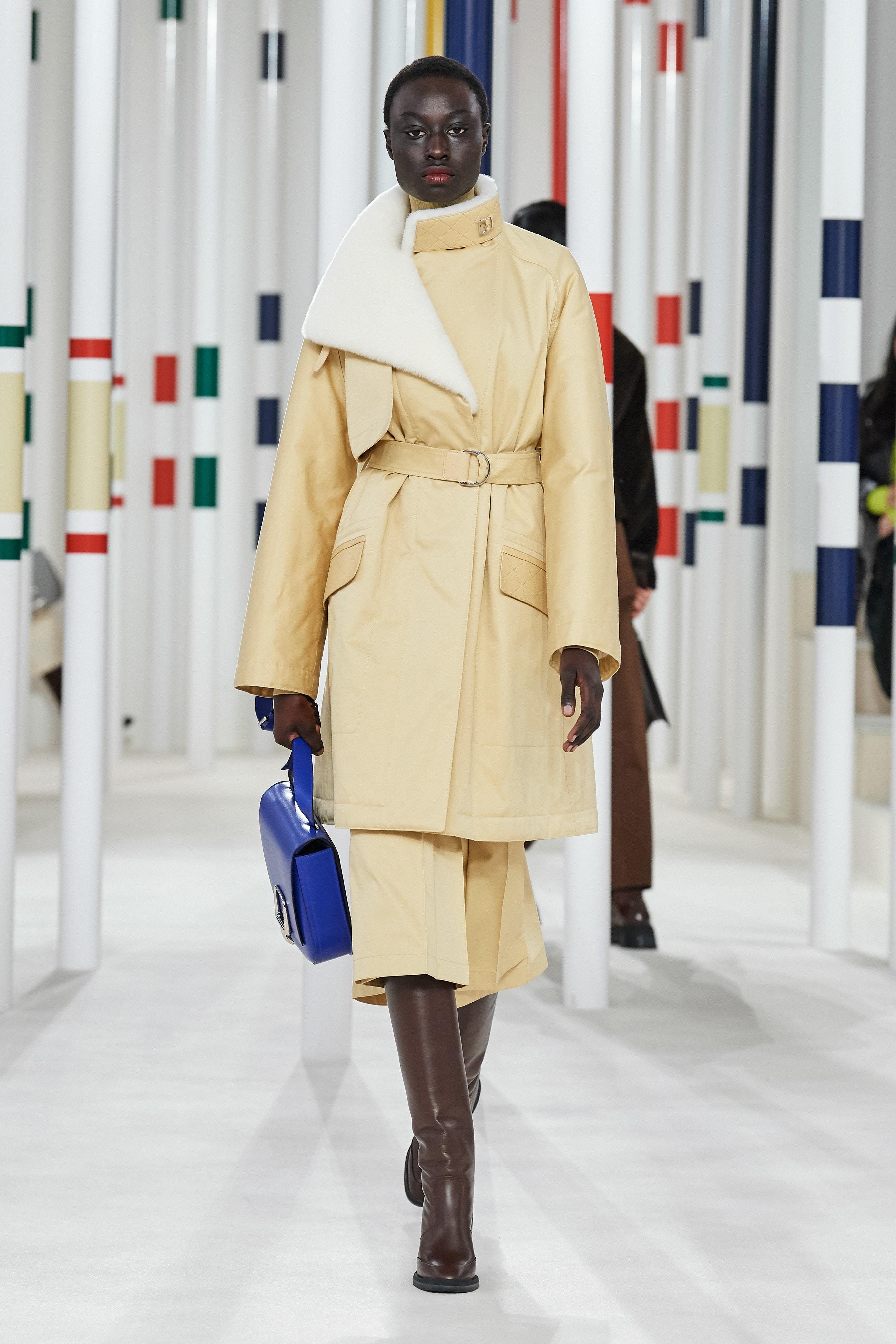 Paris fashion show fall 2020 ready to wear hermes