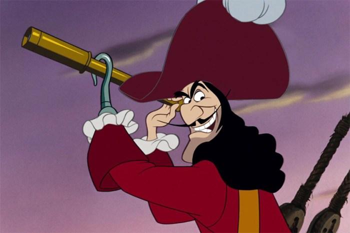 繼兩位主角後,真人版《小飛俠》鐵勾船長或將由這位英國演員出演!
