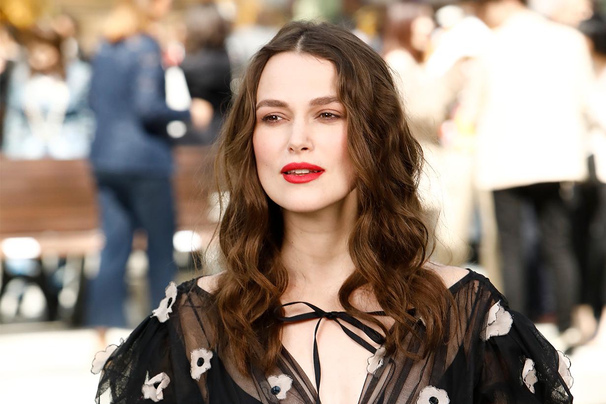 Keira Knightley on why she now refuses to do nude scenes