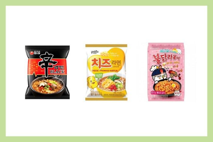 2020 年韓國即食麵排行榜 Top 10!嗜辣的你不能錯過這些「國民美食」