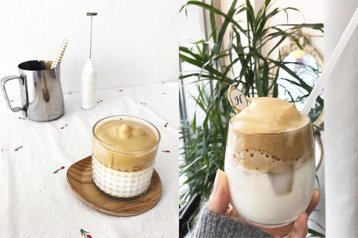 風靡整個韓國的「400 次咖啡」,不用到 Cafe 留在家中也可以 DIY 品嘗到!