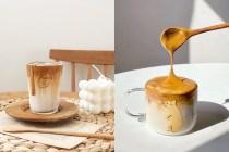 「400 次咖啡」可以演變成甜品?韓國人喜歡配搭咖啡的焦糖脆餅又是如何做?