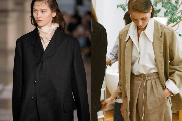 到了夏天,西裝外套也要換季!參考 Lemaire 這幾款簡約又不怕過時的選擇