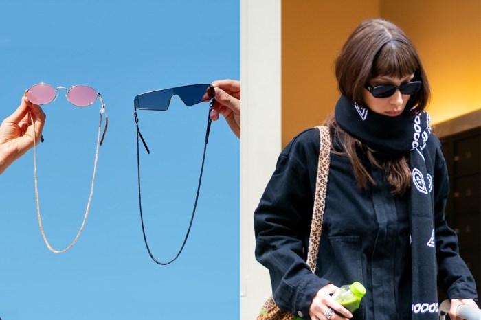從 Bella Hadid 私著挖寶:偷偷發現這個親民的墨鏡品牌,也是女星們的最愛!