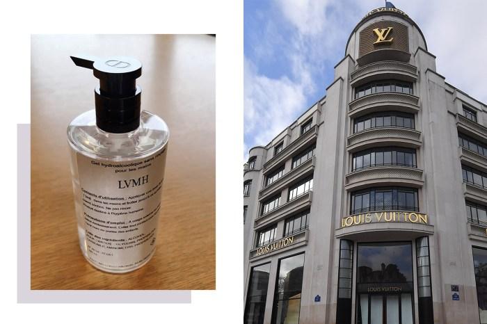 名副其實的奢侈品:LVMH 香水廠生產、裝在 Dior 瓶子的消毒洗手液誕生!