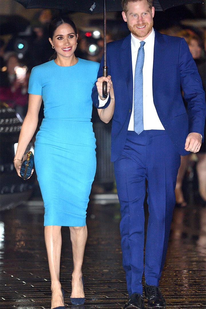 Meghan Markle Shines in Victoria Beckham