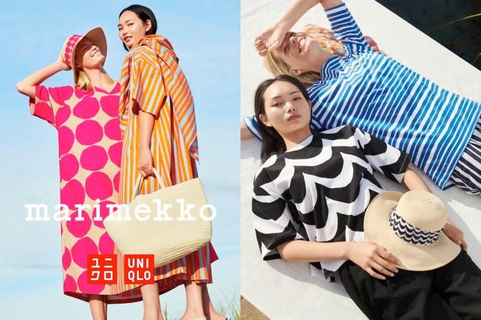 UNIQLO x Marimekko 新系列形象釋出!不僅有印花,怎能少了春夏必備的草編單品?