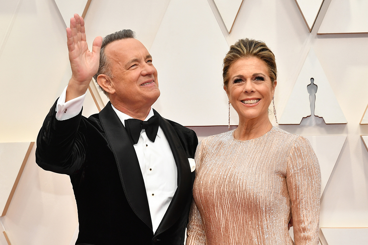Tom Hanks Says He Has Coronavirus