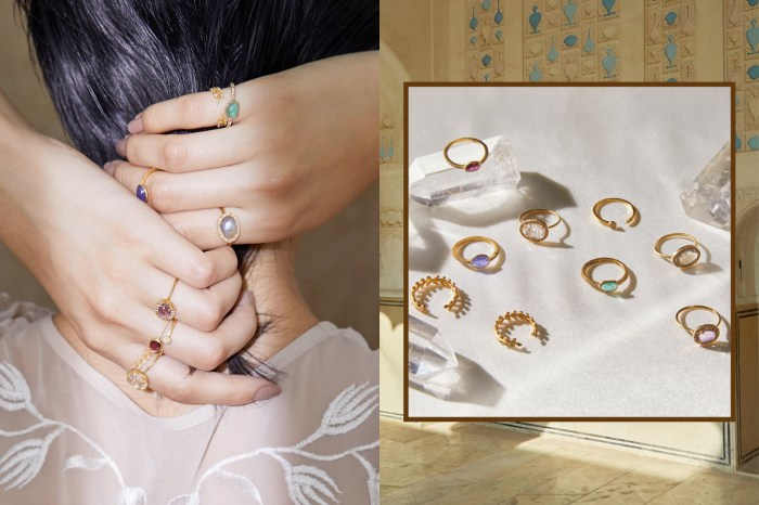 把原礦、寶石都化作為最美麗的飾品,讓日本女生無法自拔的小眾品牌 ARTIDA OUD