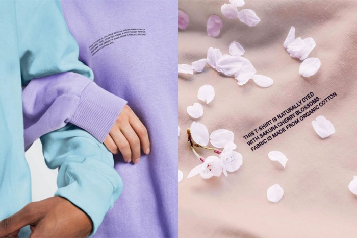 Bella 居家隔離穿的 T-shirt 引起熱議!採用天然染料的系列你怎可錯過?