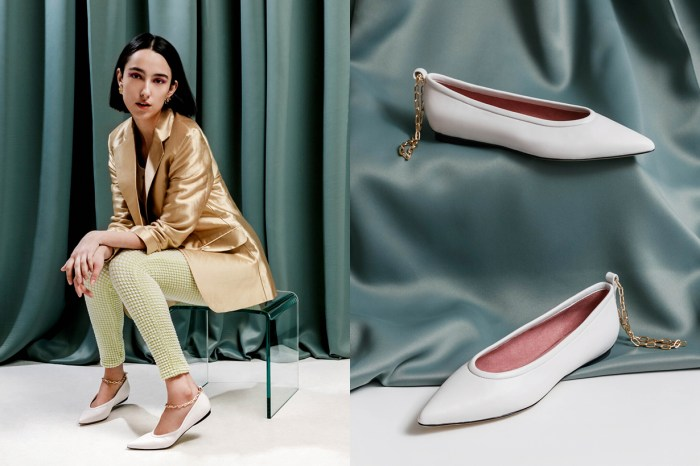 還未添置新鞋迎接春夏?不失精緻的極簡鞋款,全可在這裏找到!