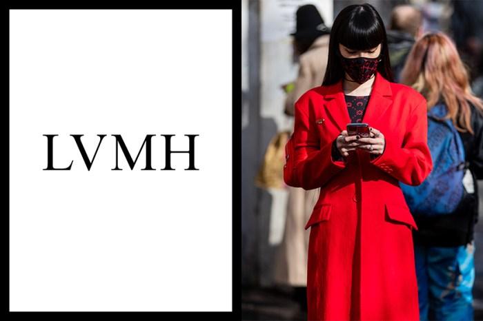 抗疫正面示範:LVMH 集團把旗下 3 間香水工廠改成生產消毒洗手液!