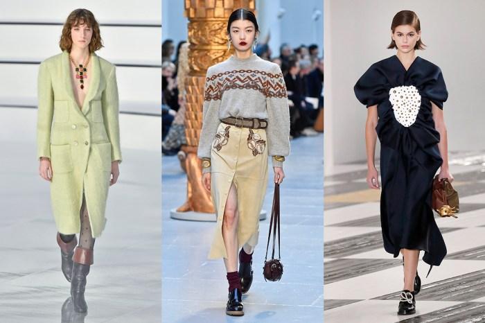 #PFW:巴黎時裝周精華重溫,今年秋冬要留意這 6 個流行元素!