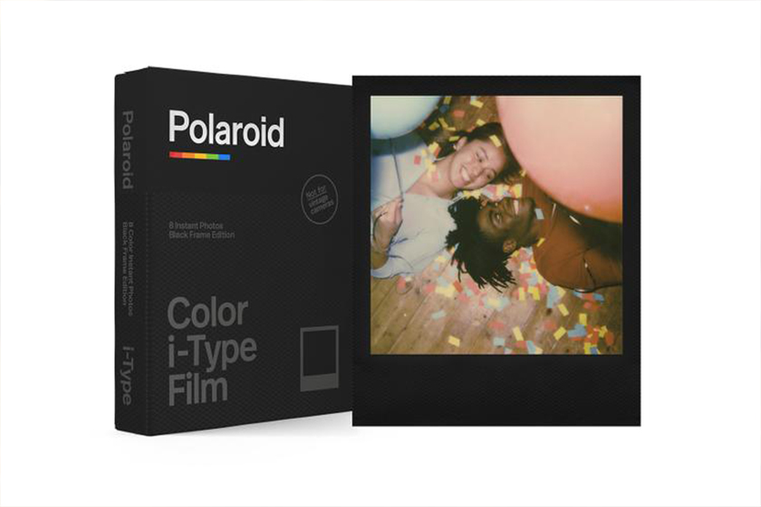 polaroid now instant analog camera film photography