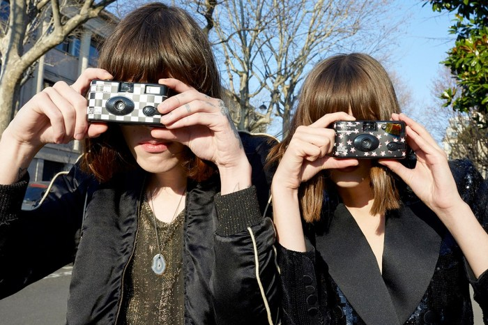 隨身必備的時髦小物,Saint Laurent x Lomography 推出可重複利用菲林相機!