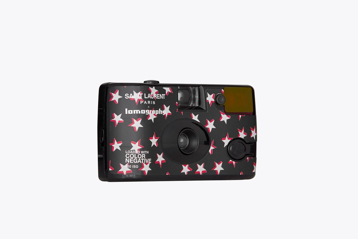 saint laurent Lomography film camera limited