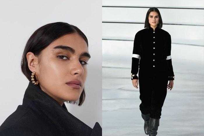 Chanel 十年來首次選用大碼模特,Jill Kortleve:「女生有小腹其實真的沒關係。」