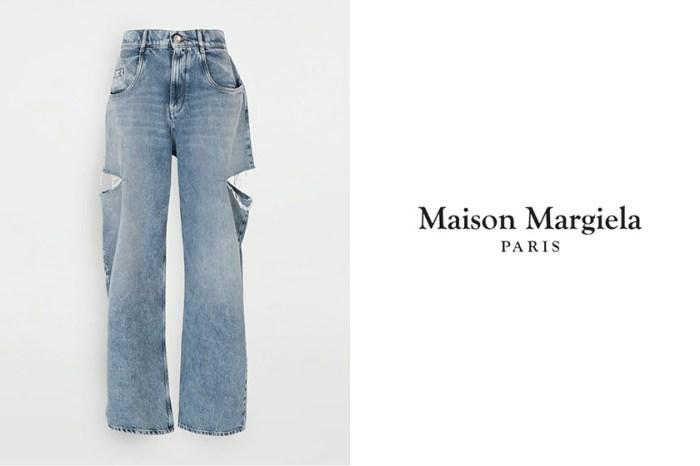 一件難求:Maison Margiela 這款割破牛仔褲,為什麼成為潮人們本季必敗?