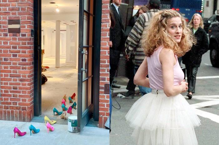 《慾望城市》Carrie 圓夢的一刻,SJP 全新紐約旗艦店正設立在 Manolo Blahnik 的舊址!