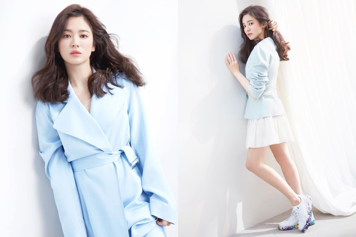 宋慧喬換新髮型登上泰國版《Harper's Bazaar》封面,38 歲的她竟可拍出少女味!